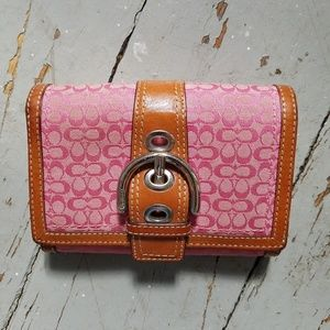Coach Wallet Authentic